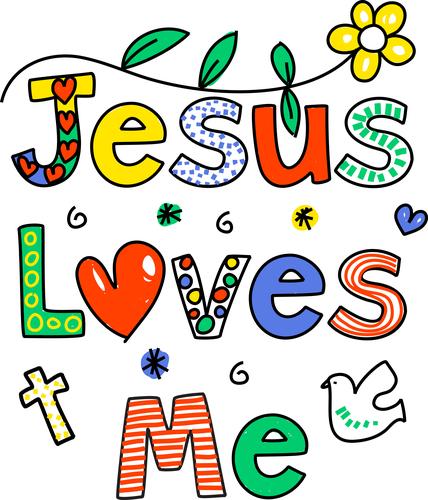 Jesus Loves Me Program at Sunday Mass