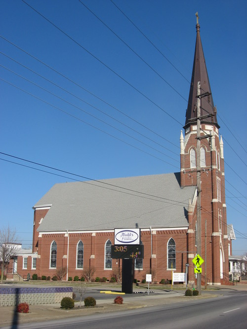 Saints Joseph and Paul Catholic Church Owensboro Kentucky
