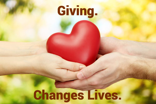Sts Joseph and Paul Catholic Church - Giving Changes Lives.