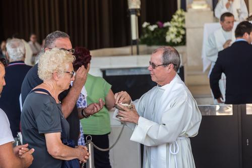 Sunday Mass at Sts Joseph and Paul Catholic Church